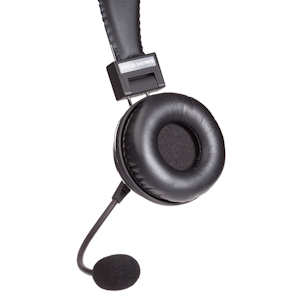 ec52fb64733 Blue Tiger USA (17-130389) - Dual Elite Bluetooth 4.0 Headset, Noise  Cancelling, Up to 50 Hours of Talk Time, 1,000 Hours Stand By Time, Black,  ...