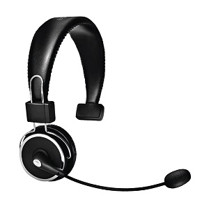 919bfd0118c Blue Tiger USA (17-130388) - Elite Bluetooth 4.0 Headset, Noise Cancelling,  Up to 34 Hours of Talk Time, 600 Hours Stand By Time, Black, ...