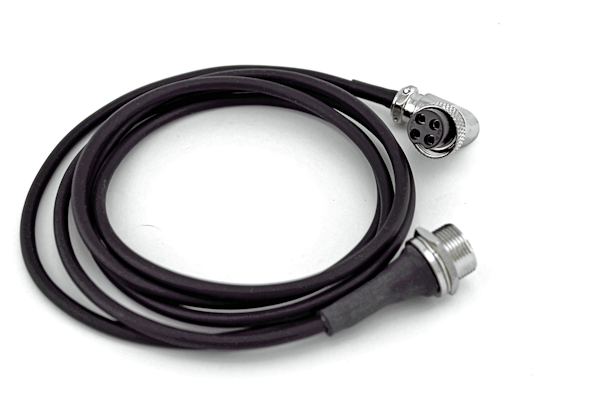 Bob's CB (5FT-MIC-EXT-90) - 5 Foot 4-Pin Mic Extension Cable