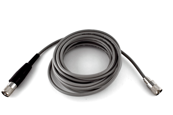 Bob's CB (TGT-8X54G-S) - RG-8X Coax, Gray, Amphenol PL-259 Connector(s), 54ft, Coaxial Cable
