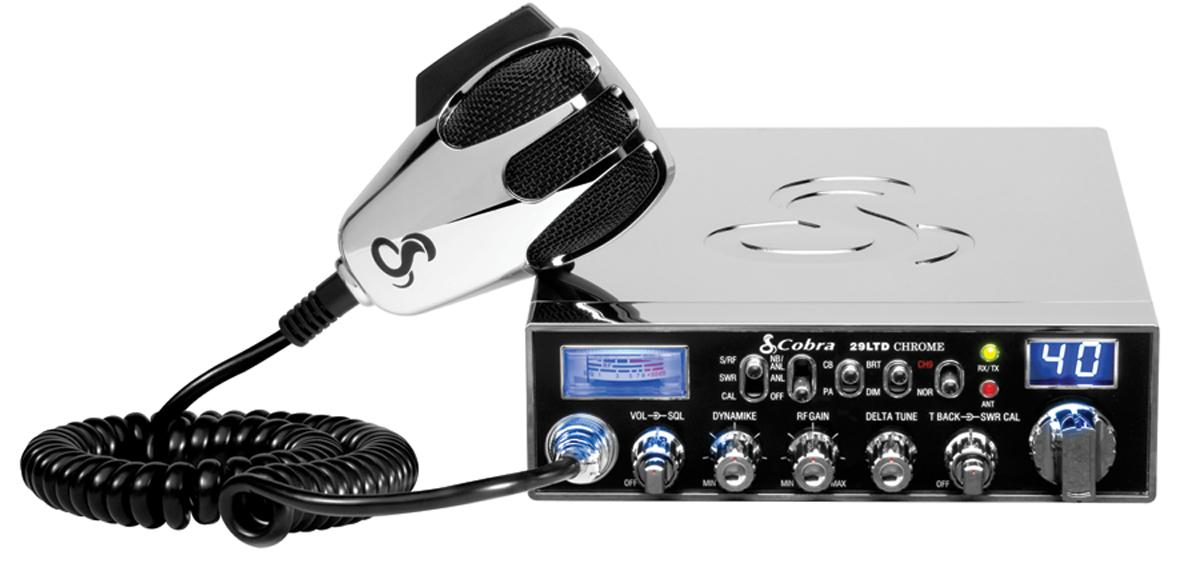 Cobra 29 LTD CHR - Chrome Special Edition Classic Professional CB Radio