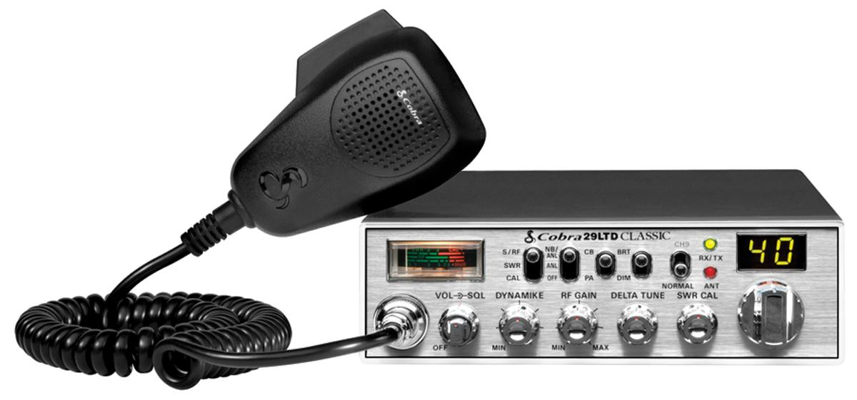 Cobra 29 LTD - Classic Professional CB Radio