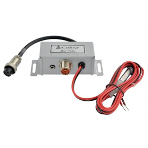 cobra (ac 701) junction box for 75 wx st, mobile cb radios