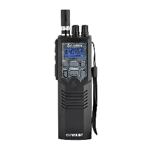 Cobra (HH 50 WX ST) - Hand Held 40 Channel CB Radio, 10 Weather Channels and Soundtracker Noise Reduction, AM, 40 Channel, CB Walkie Talkies
