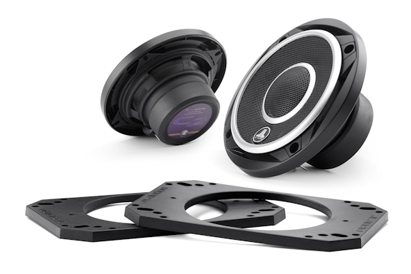 JL Audio (C2-400x) - 4-Inch (100 mm) Coaxial Speaker System, JL Audio Mobile Audio