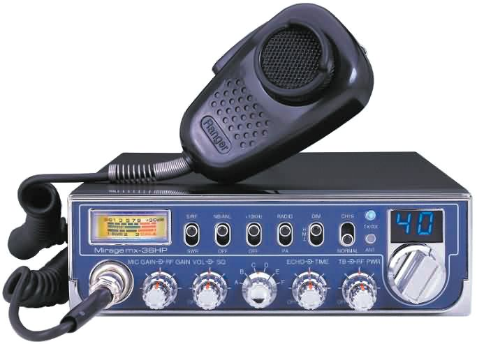 Mirage MX-36HP - 10 Meter Amateur Radio
