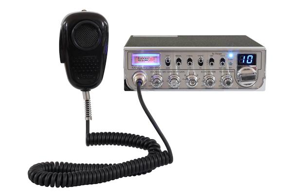 Mirage (MX-36HP3) - AM/PA, Black, 10 Meter Amateur Mobile Radios