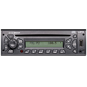 delphi pp804959 heavy duty am fm mp3 wma wb cd player with rh bobscb com Delphi Heavy Duty Radio Delphi Heavy Duty Radio