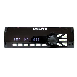 Delphi (PP105220) - Mechless Heavy-Duty AM/FM with Weatherband, AM/FM Radios