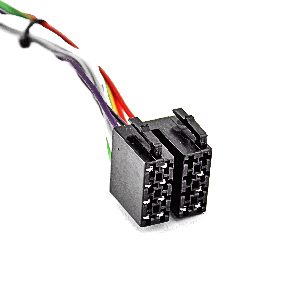 PP201491-03 Radio Wiring Harness For Freightliner on pioneer car, chrysler 300c, for ram r2, single plug 22 pin, john deere,