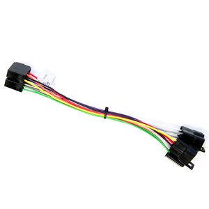 peterbilt radio wiring pana-pacific (pp201495) - harness for delphi radio, 2a/3a ...