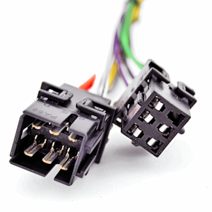 Pana-Pacific (PP201497) - Harness for Delphi Radio, 4A ... on