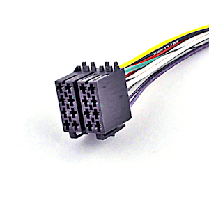pan pp201495b pana pacific (pp201495) harness for delphi radio, 2a 3a wiring kenworth wiring harness at gsmx.co