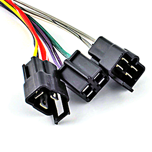 pan pp201495c pana pacific (pp201495) harness for delphi radio, 2a 3a wiring peterbilt radio wiring harness at virtualis.co