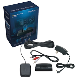 Siriusxm Xadh1 Xm Dock And Play Home Kit Satellite Radio Accessories