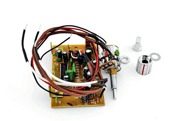 Ranger (CV-3) - Small Sized Echo Board Kit, Fits in Many