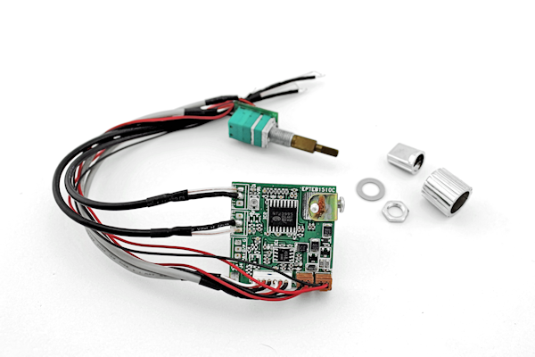 Ranger (EB-2015) - Small Sized Echo Board Kit, Wiring Diagram Included, Fits in Many Popular Radios, Radio Kits