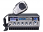 Ranger (RCI-63FFD4) - AM/PA, Black with Smoke Chrome Face, 10 Meter Amateur Mobile Radio