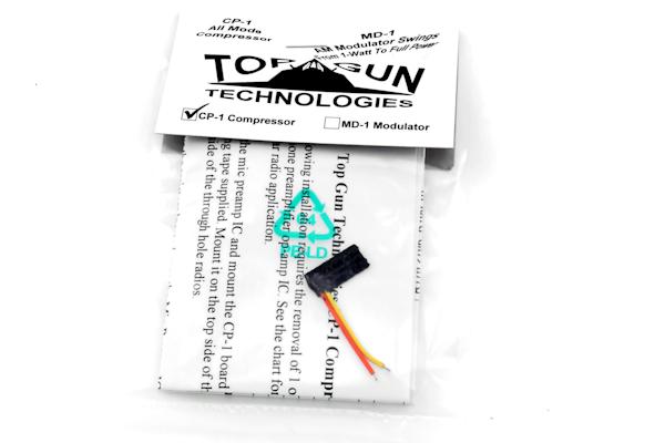 Top Gun Technologies (CP-1) - Compressor Kit, Utilizes and Enhances