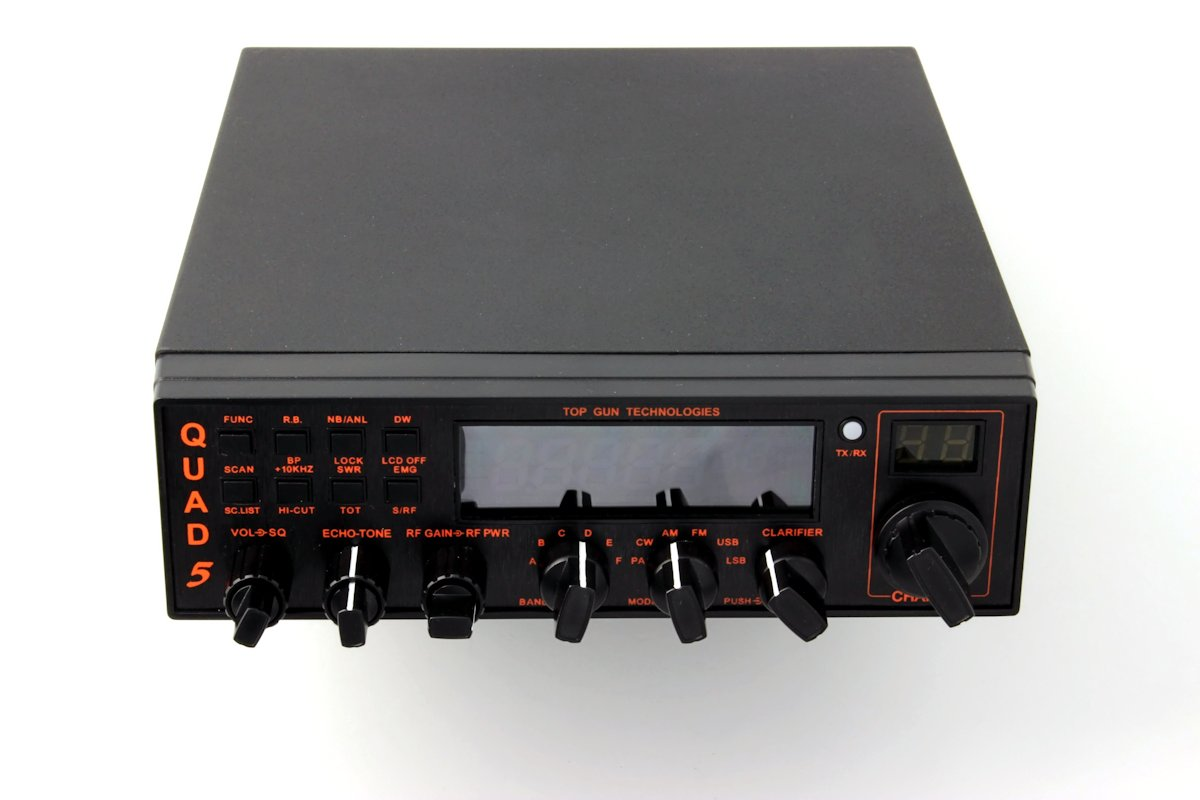Top Gun Technologies QUAD-5 - 10 Meter Amateur Radio