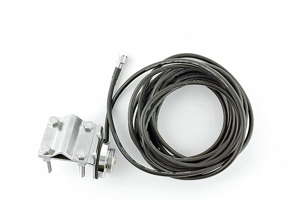 Tram NMO Mirror Mount Kit with 17 Coaxial Cable