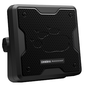 Uniden (BC20) - Bearcat 20 Watt External Speaker, with Noise Blanker, Communications Speakers
