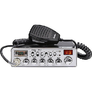 Uniden (PC78LTX) - 40-Channel Trucker's CB with Analog S/RF/SWR/Mod Meter, Instant Channel 9, Hi-Cut Function, AM/PA, 40 Channel, Mobile CB Radios