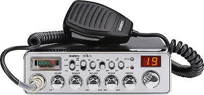 Uniden PC78LTX - Trucker's 40 Channel CB Radio