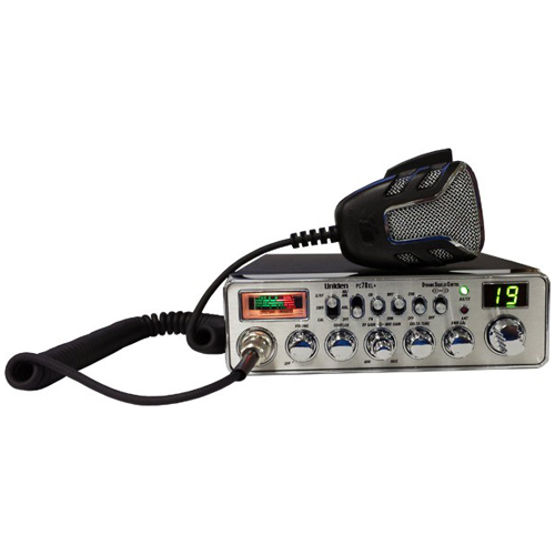 Uniden (PC78XL PLUS) - Bearcat Pro with Analog S/RF/SWR/Mod Meter