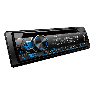 Pioneer DEH-S4100BT CD Receiver with Improved Smart Sync App Compatibility//MIXTRAX//Built-in Bluetooth