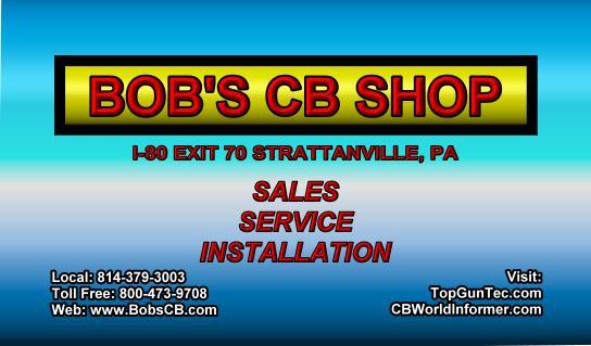 Bob's Cb Radio 10 Meter Wireless Productsrhbobscb: Cb Radio Names At Gmaili.net